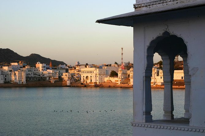 Morning pickup from your hotel in Jaipur and transfer you to Pushkar in an Air-Conditioner vehicle/Car. Pushkar is India's oldest city. It is located on the shores of Pushkar lake. You first visit famous Pushkar lake - which is supposed to be the only worship place of God Brahma Ji in the world. Pushkar Lake is surrounded by 52 bathing ghats (a series of steps leading to the lake), where pilgrims throng in large numbers to take a sacred bath, especially around Kartik Poornima (October–November) when the Pushkar Fair is held. Later visit Jagatpita Brahma Mandir (Brahma Temple) of the 14th century - the only temple of God Brahma in the world. There you can also do traditional Pooja. Even you get time for shopping. After sightseeing of Pushkar, return to Jaipur via Ajmer where you can visit Ajmer Sharif Dargah and Adhai Din Ka Jhopra. Later in the evening we will transfer you to your hotel in Jaipur.