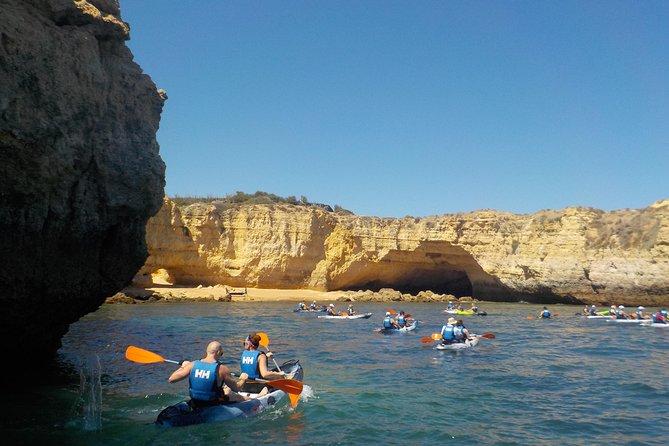 Albufeira Kayak or SUP Coastline Tour 2.5-Hour, Albufeira, PORTUGAL