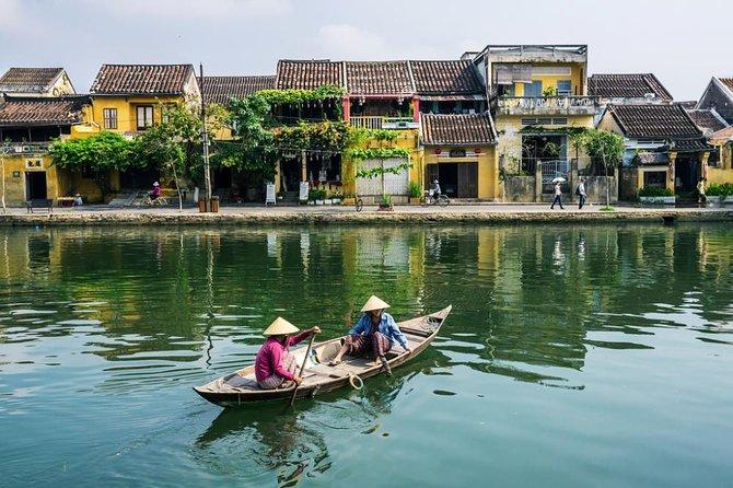 Hoi An Ancient Town Walking Tour Half Day From Da Nang City, Da Nang, VIETNAME