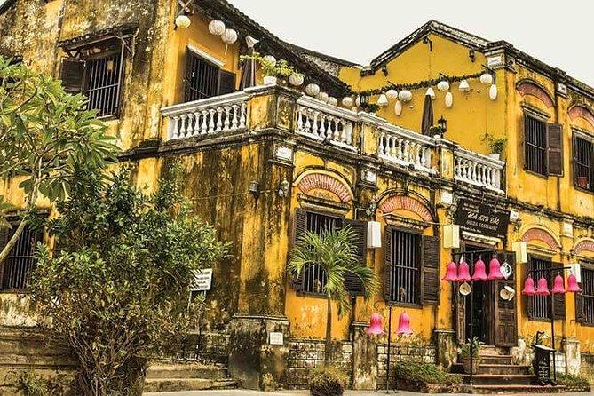 Hoi An Ancient Town Walking Tour Half Day From Da Nang City, Da Nang, VIETNAM