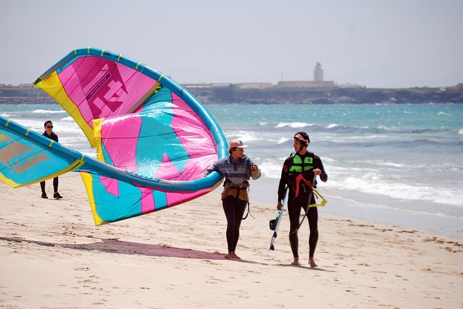 We are Polish/Austrian couple with more then 10 years experience of teaching on the spots around the world. We are certified IKO level 2, Fav and PZKite instructors. We live in Tarifa for 12 years, so it has no secrets for us. In our school we want to give you best quality course with maximum safety standards. Being in our hands is a guarntee of the best lessons. <br><br>It's not just a work for us - it's a lifestyle that we want to show you!<br><br>Kitesurfing is a sport for whole family (we are teaching people from 8 to 80 years old), it's never to early or too late to find your passion! <br><br>It's truly recconecting to nature feeling, using the elements to have fun