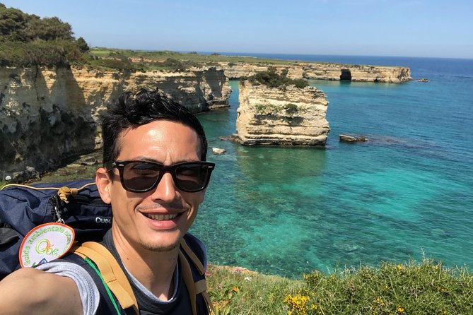 Otranto Trekking Adventure: The Path of the Hermit and the Bay of the Turks, Lecce, ITALY