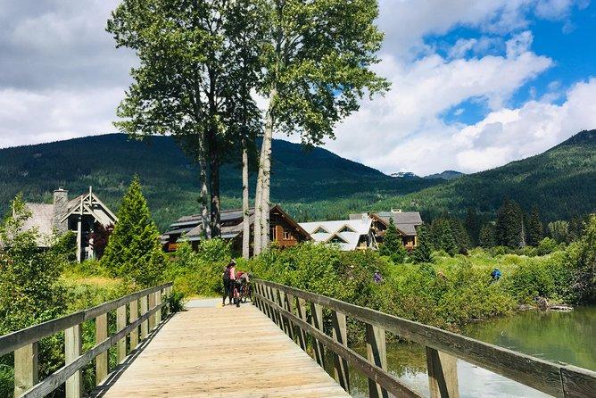 eBike Adventure in Whistler, Whistler, CANADA