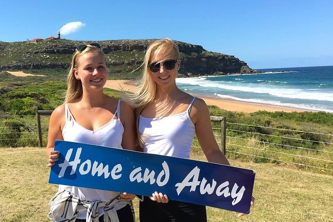 The Official Home and Away Tour allows fans from all over the World to connect with their favourite show and experience the iconic outdoor locations featured in the hit TV program. On board, fans will be able to capture once in a life time photo opportunities, whilst expert guides share their extensive Home and Away knowledge. Guests can re-live some of their favourite scenes from the series, whilst soaking up the Summer Bay lifestyle and enjoying the magnificent scenery along the coastal roads of Sydney's Northern Beaches. The tour concludes at Manly Beach. We have four tour options for you to choose <br><br>Filming Very Likely: This tour gives you the highly likely opportunity to see filming in action<br><br>Meet and Greet: Want a meet and greet with a fan favourite who used to be on Home and Away<br><br>Surf Club VIP Access: On non filming days, the tour does include VIP access to the the Surf Club and lunch<br><br>Reduced Rate: When filming is unlikely, however we promise a special day at Summer Bay.<br><br>