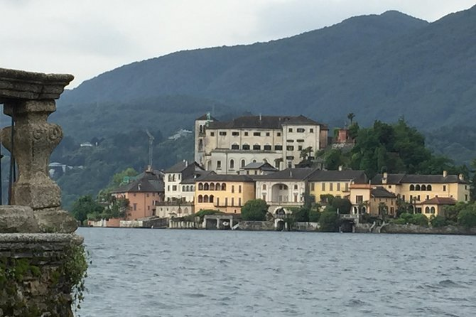 Lake Orta private guided tour, Milan, ITALY