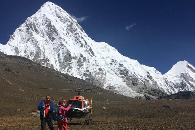 Private Everest Base Camp Helicopter flight with landing from Kathmandu day tour, Katmandu, NEPAL
