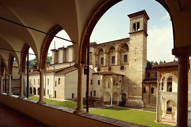Brescia guided tour, Brescia, ITALIA
