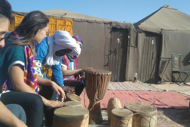 Viaje de 2 días desde Fez hacia el desierto, icluyendo una noche en la Jaima, Fez, MARROCOS