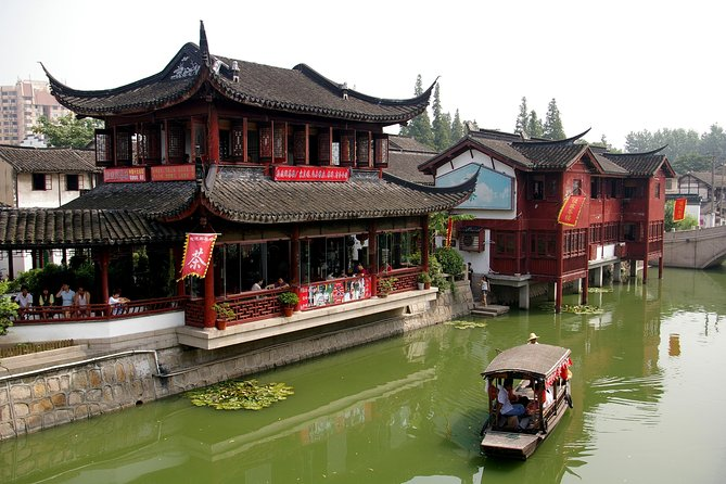 Full-Day Private Tour: An Authentic Shanghai Experience, Shanghai, CHINA