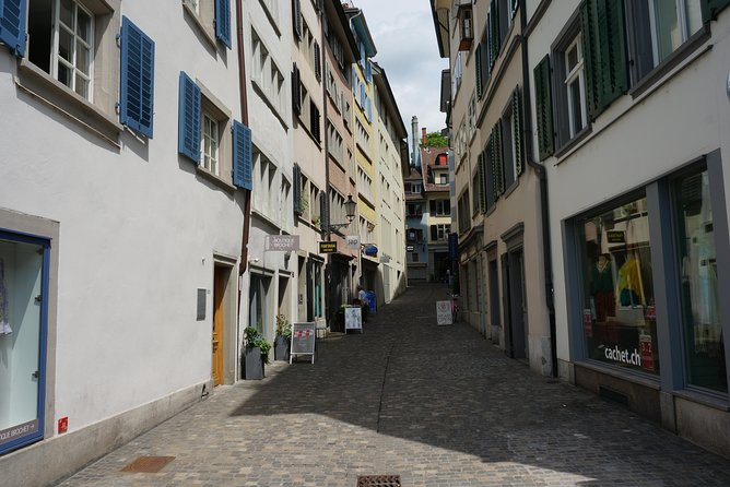 Zürich Historic District Tour, Zurich, SUIZA