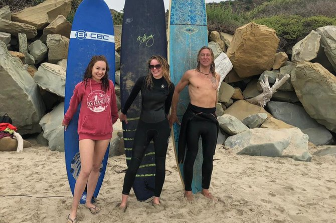 I created this experience to be a very authentic day/morning in the life of a surfer. Not just a surf lesson. Guests and truly treated as family...Like going for a surf with your uncle Micah and really receive not only a comprehensive and thorough lesson, but also are immersed in an authentic experience that for some; create a new passion and way of life. I hope you join me for a fun surf here in Santa Barbara.