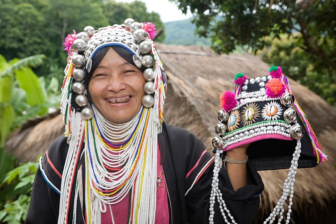 Start your full-day privately guided excursion to Mae Chan to visit the Yao and the Akha hilltribe villages from Chiang Rai. Your private guide offers you greater flexibility and a more exclusive experience. Drive on to Mae Sai, the farthermost northern border between Thailand and Burma, with its bustling market place. Buffet lunch is served.
