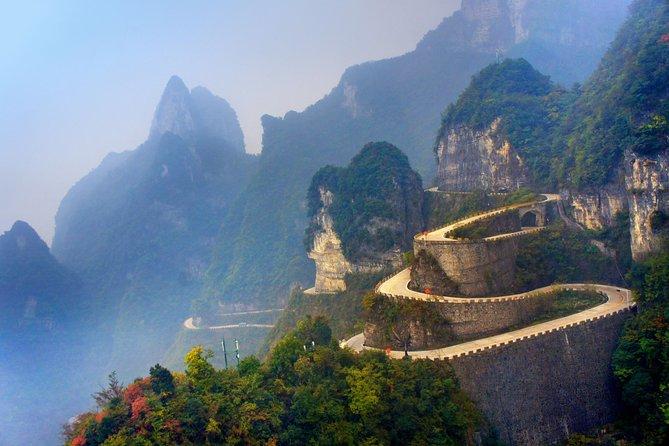 MÁS FOTOS, Private Day Trip of Tianmen Mountain With Tianmen Fox Fairy Show VIP Seat