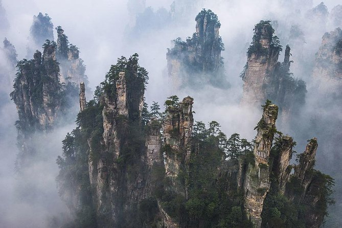 MÁS FOTOS, Private 3-Day Tour Combo Package:Zhangjiajie Avatar and Tianmen Mountain and Grand Canyon Glass Bridge