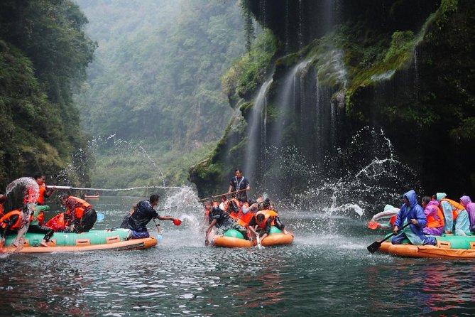 MÁS FOTOS, Private Day Trip of Mengdong River Rafting in Zhangjiajie