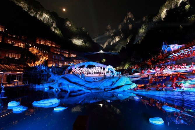 Tianmen Fox Fairy Show with Private Transfer, Zhangjiajie, CHINA