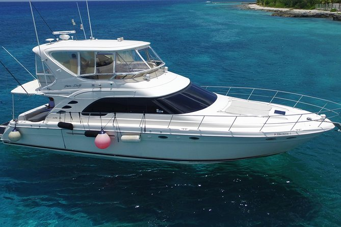 56 Ft Sea Ray Private Tour, Cozumel, Mexico