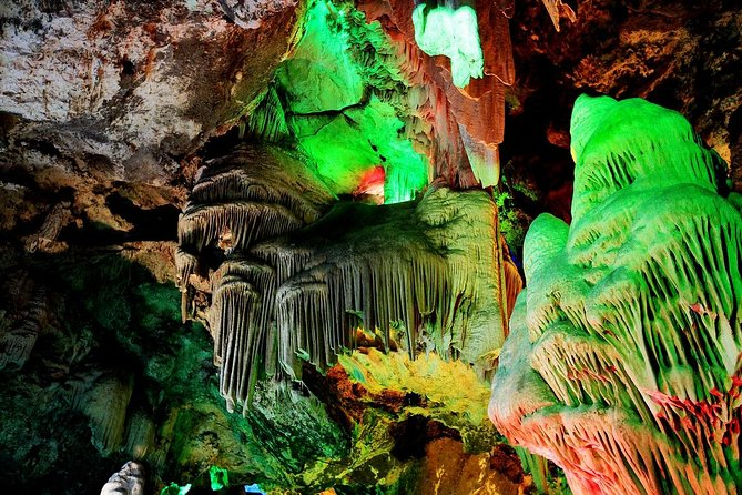Private Day Tour to Jiguan Cavern from Luoyang, Luoyang, CHINA