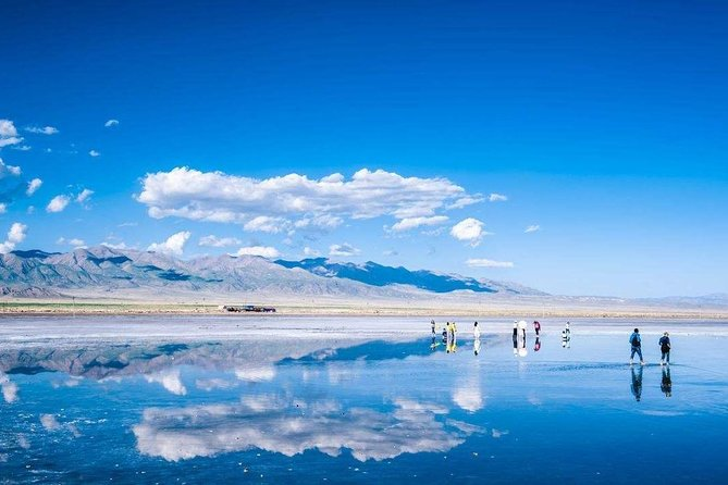 MÁS FOTOS, Private Round-Trip Transfer Service to Chaka Salt Lake from Xining
