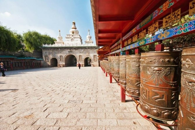 MÁS FOTOS, 2-Day Xining Private Tour: Qinghai Lake, Ta'er Monastery, Dongguan Mosque and More