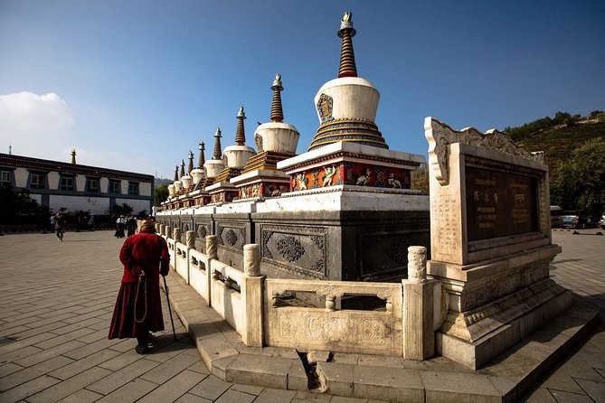 MÁS FOTOS, Private Independent Tour to Qinghai Lake and Ta'er Monastery from Xining
