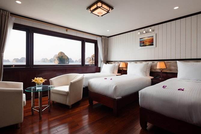 3 Days - Explore Halong Bay and Lan Ha Bay with Silversea Cruise, Halong Bay, VIETNAM