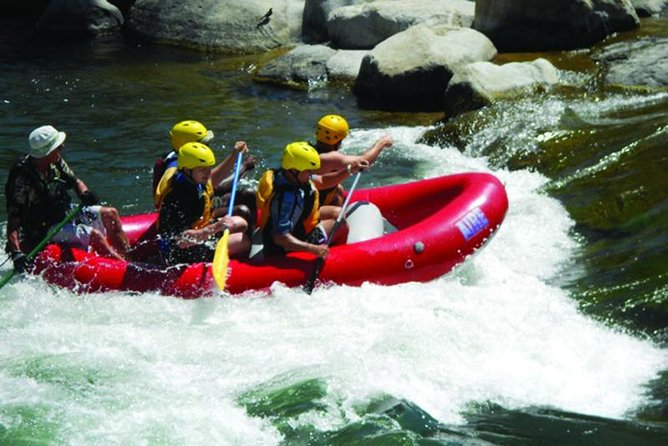 Raft the Truckee River on this guided tour. Go for an extreme experience in the beautiful Sierras. Listen for the chatter of mountain quail and see the beautiful snow-capped mountains as you enjoy a day full of adventure.