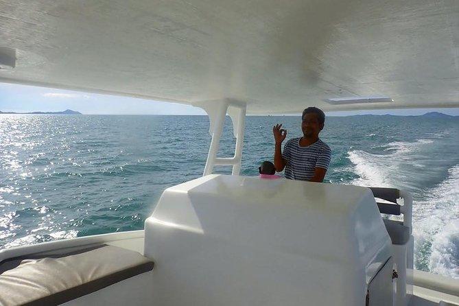Private Power Yacht Tour Around Koh Phangan, Ko Phangan, Thailand