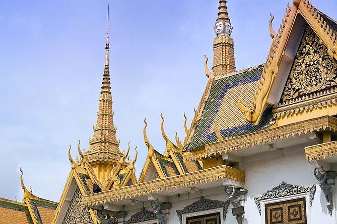Phnom Penh Private Half-Day City Tour, Phnom Penh, Camboja
