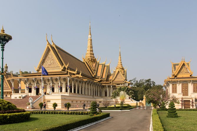 Phnom Penh Private Half-Day City Tour, Phnom Penh, Cambodia