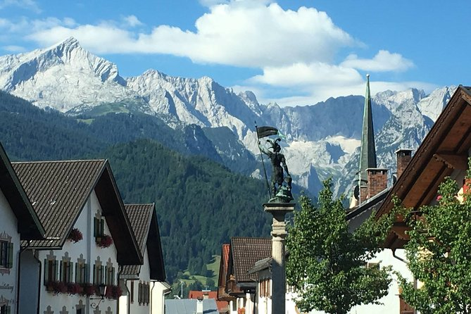 NEUSCHWANSTEIN CASTLE TOUR from GARMISCH-PARTENKIRCHEN, Garmisch Partenkirchen, Alemanha