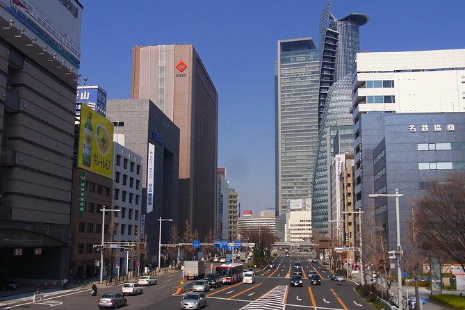 A Full Day In Nagoya With A Local: Private & Personalized, Nagoya, JAPON