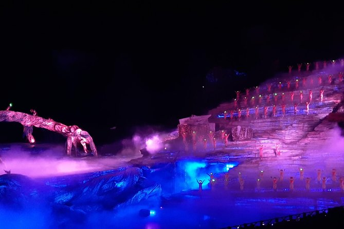 MÁS FOTOS, Tianmen Fox Fairy Show with Round way Private car from ZHANGJIAJIE Hotel