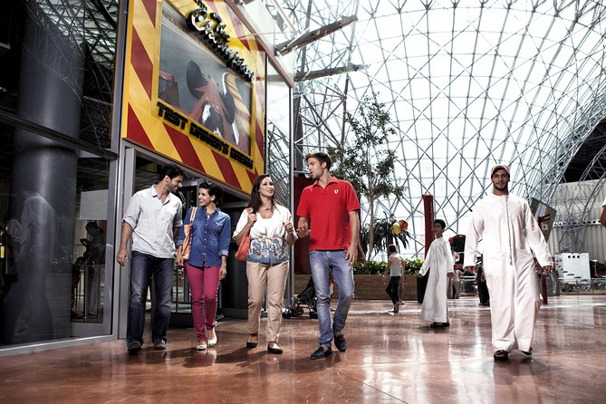 Abu Dhabi City tour with Entry ticket to Ferrari World from Abu dhabi, Abu Dabi, EMIRATOS ARABES UNIDOS