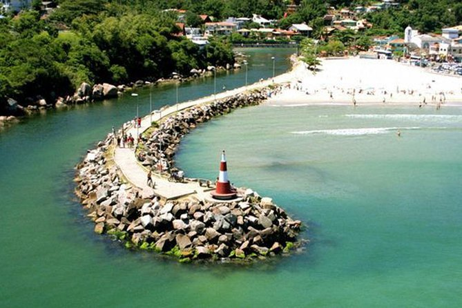 Tour de día completo por Florianópolis, Florianopolis, BRASIL
