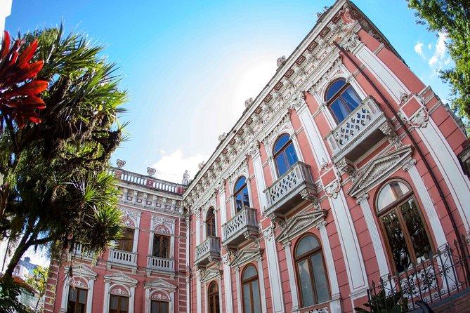 Recorrido por la ciudad de Florianopolis desde Balneario Camboriu, Camboriu, BRASIL