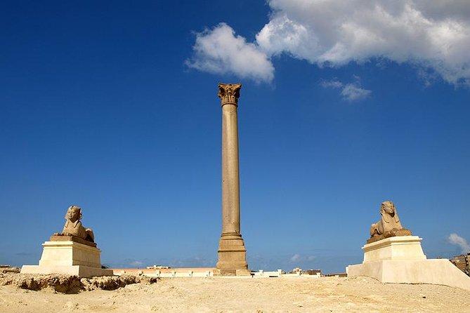 Tour to Alexandria Top Attractions, Alejandria, EGIPTO