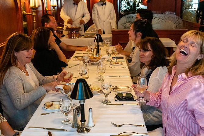 Evening Gourmet Tour 5 Course Dinner - History and Food in Old Quebec City, Quebec, CANADA