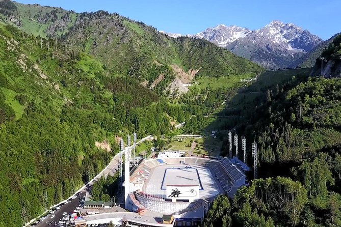 This tour provides you the best opportunity to see the beautiful mountain surroundings of Almaty city. On sunny days Shymbulak gathers together thousands of visitors. On chairlifts you can reach Talgar Pass (3163 meters above sea level). Only professional skiers climb here since the descent from the pass is too steep. Also alpinists start their climbing from this point.Only the stars are higher.