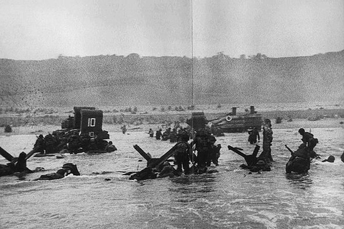 Private tour D-Day landing beaches, ,
