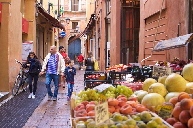 Vegan Food Experience In La Grassa, Bolonia, ITALIA