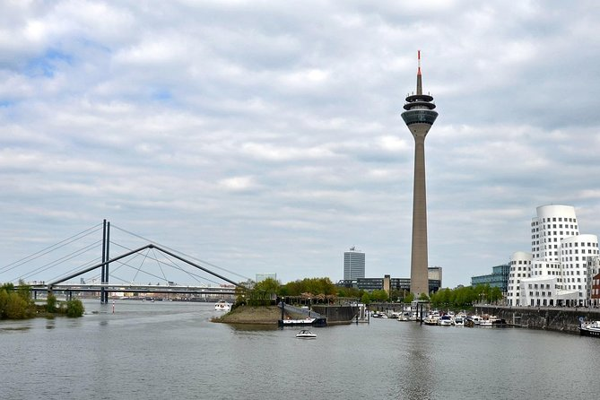 Best of Dusseldorf with a licensed guide, Dusseldorf, Alemanha