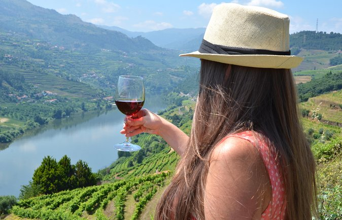 Recorrido para grupos pequeños por los paisajes más sobrecogedores del Duero con almuerzo y cata de vinos, Oporto, PORTUGAL
