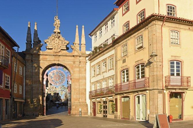 Guimarães e Braga - Excursão para grupos pequenos com almoço saindo de Porto, Oporto, PORTUGAL
