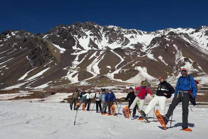 Mendoza: Hiking with snowshoes, Mendoza, ARGENTINA