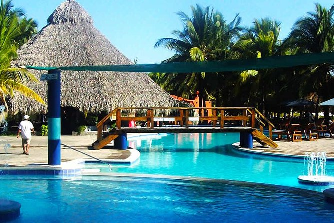 """Enjoy a full day at one of El Salvador's Best Beaches """"Costa del Sol """" , located just 80km south of the capital or 30 min from the airport this has become one of Salvadoreans favorites getaways , and a place not be missed by visitors.<br><br>The package includes cupon for lunch or drinks."""