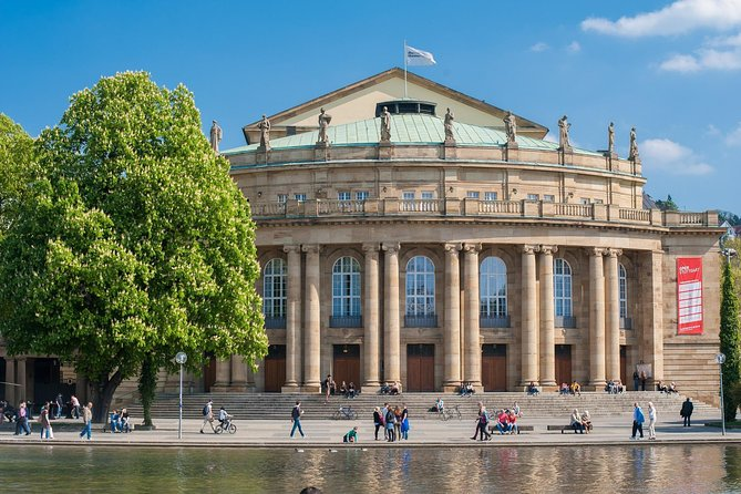 Best of Stuttgart with professional guide, Stuttgart, ALEMANIA