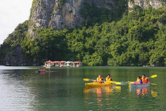 Halong Royal Palace Cruise | 3 Days 2 Nights Halong and Lan Ha, Cat Ba island, Halong Bay, VIETNAM