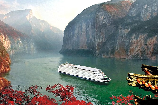 3N4D Yangtze River Cruise from Chongqing to Yichang by Century Legend Cruise, Chongqing, CHINA