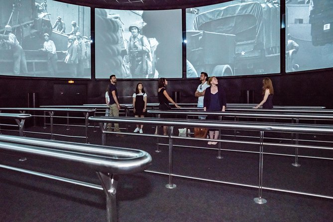 Arromanches 360 Circular Cinema Entrance Ticket, Bayeux, FRANCIA